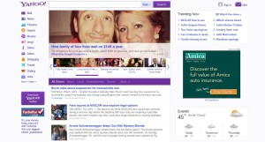 Yahoo embraces social media with Facebook
