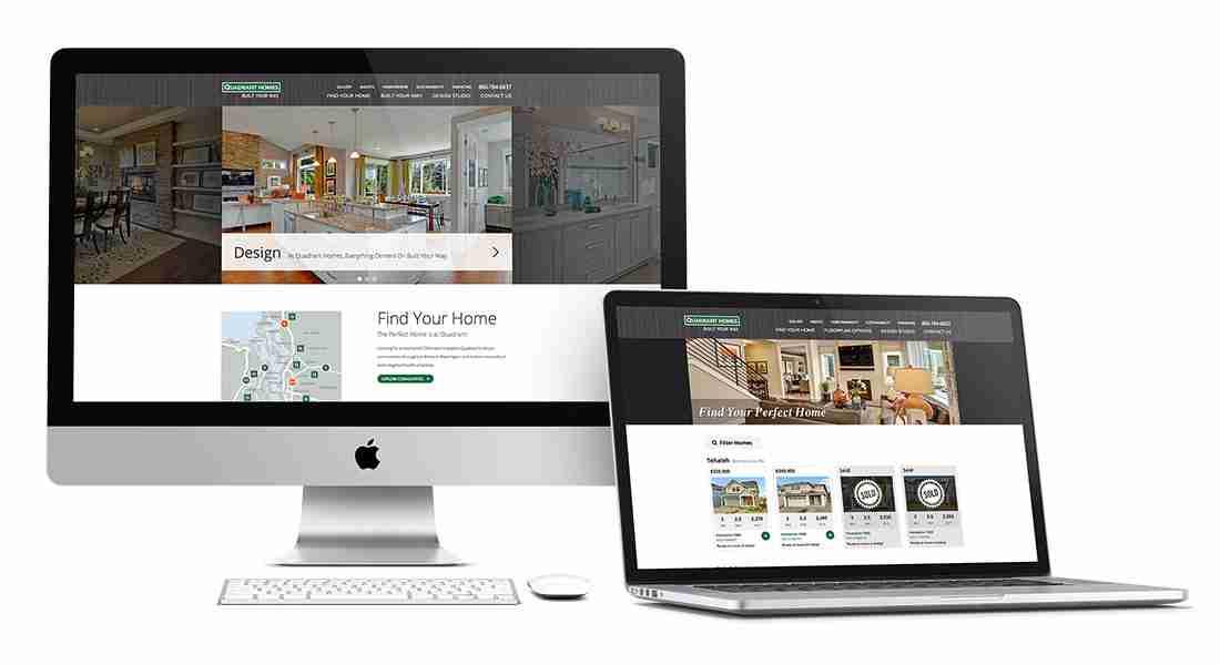 Quadrant Homes - Multiple Views