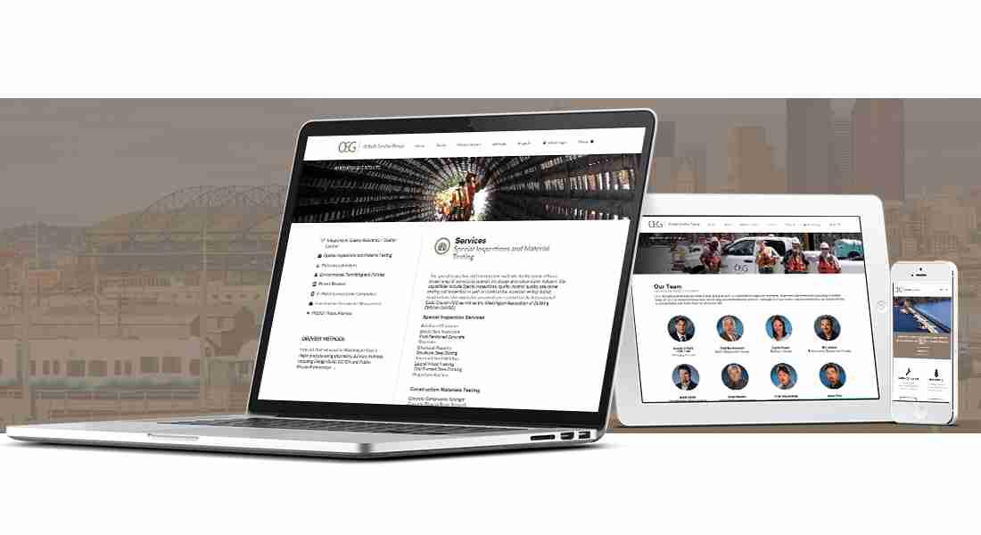 O'Neill Service Group - Design Preview
