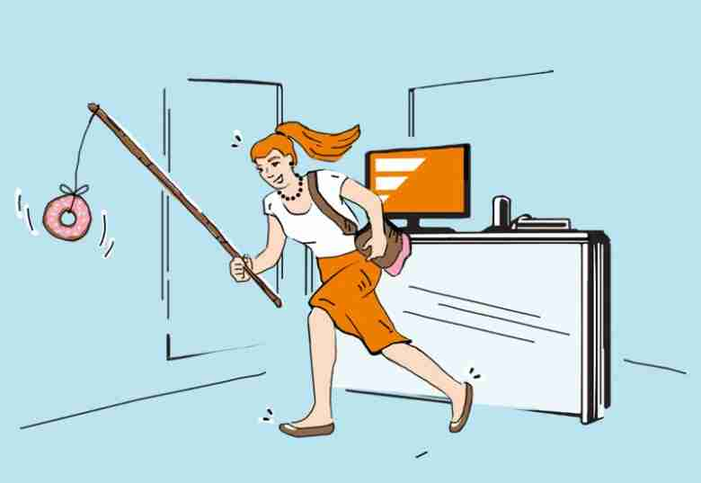 Work Fitness- How to Stay in Shape at a Desk Job