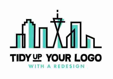 Tidy Up Your Logo at Bigfin