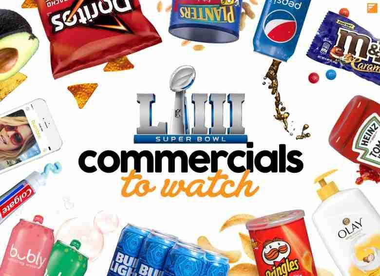 super bowl liii commercials