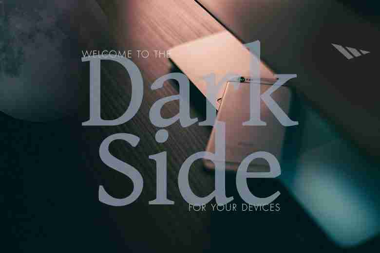 dark mode bigfin blog